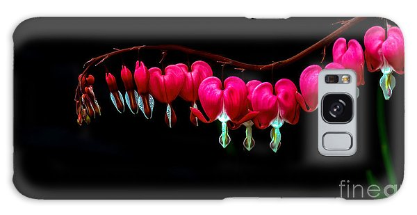 Haybale Galaxy Case - The Bleeding Heart by Robert Bales