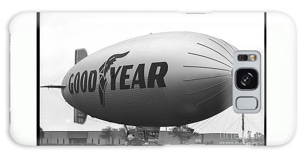 The Goodyear Blimp In 1979 Galaxy Case