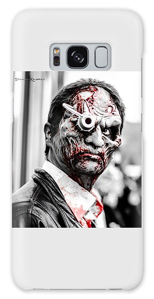 Galaxy Case featuring the photograph The Bloody Devil by Stwayne Keubrick
