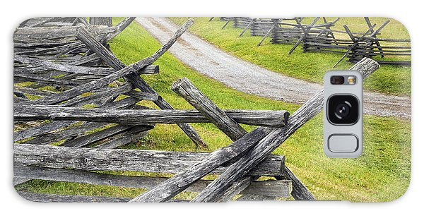The Bloody Lane At Antietam Galaxy Case by Paul W Faust -  Impressions of Light