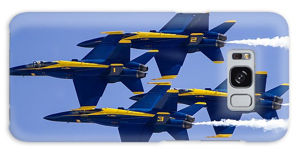 The Blue Angels In Action 1 Galaxy Case