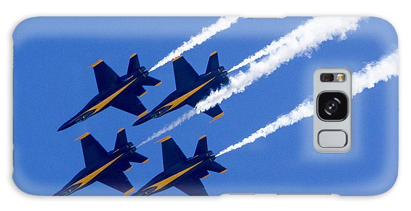 The Blue Angels In Action 2 Galaxy Case