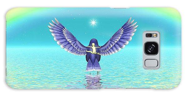 The Blue Bird Galaxy Case