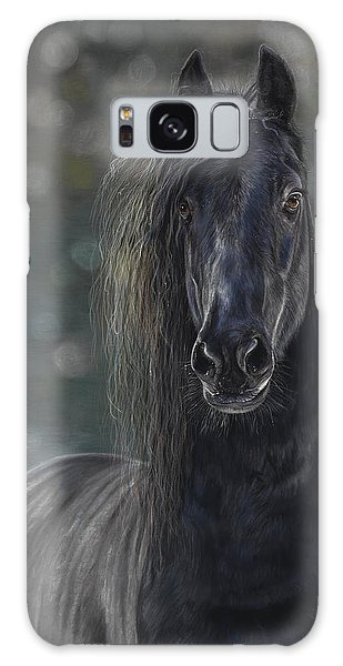 The Blue Horse Galaxy Case