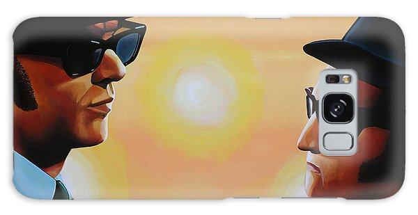 Cd Galaxy Case - The Blues Brothers by Paul Meijering