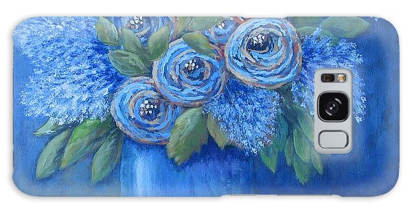 The Blues Galaxy Case by Suzanne Theis