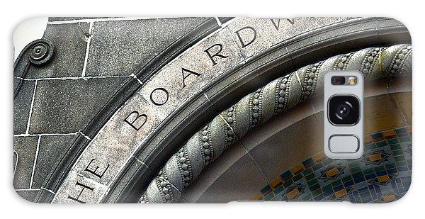 The Boardwalk Galaxy Case