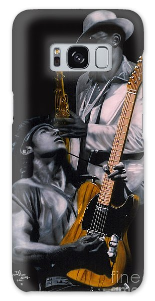Bruce And Clarence Galaxy Case