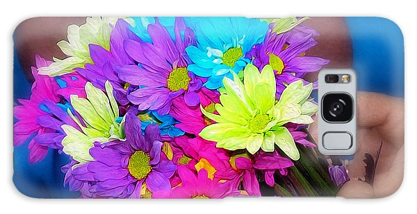 The Bouquet Galaxy Case