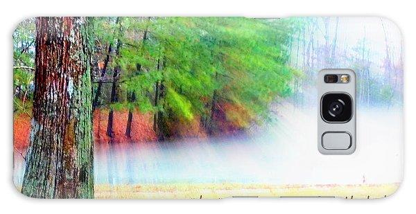 The Breath Of Life Galaxy Case by Pamela Hyde Wilson