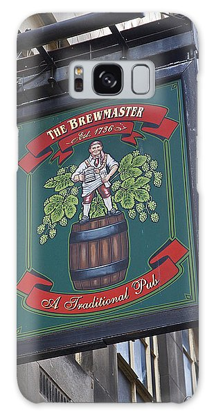 The Brewmaster Pub Galaxy Case
