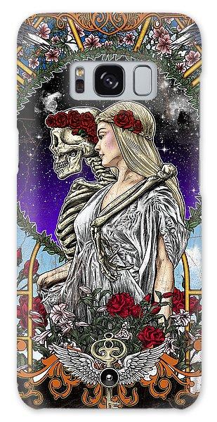 Skull Galaxy Case - The Bride by Gary Kroman