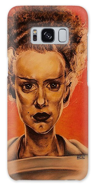 The Bride Of Frankenstein Galaxy Case