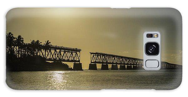 Flagler Galaxy Case - The Bridge by Kristopher Schoenleber