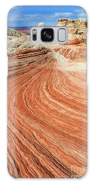The Brilliance Of Nature 3 Galaxy Case by Bob Christopher