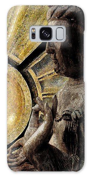 the Buddha  c2014  Paul Ashby Galaxy Case