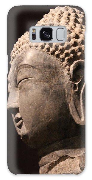 The Buddha 2 Galaxy Case by Lynn Sprowl