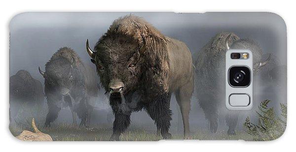 The Buffalo Vanguard Galaxy Case by Daniel Eskridge