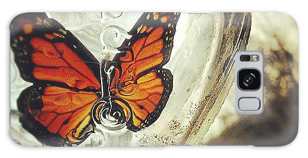 Insect Galaxy Case - The Butterfly by Carrie Ann Grippo-Pike
