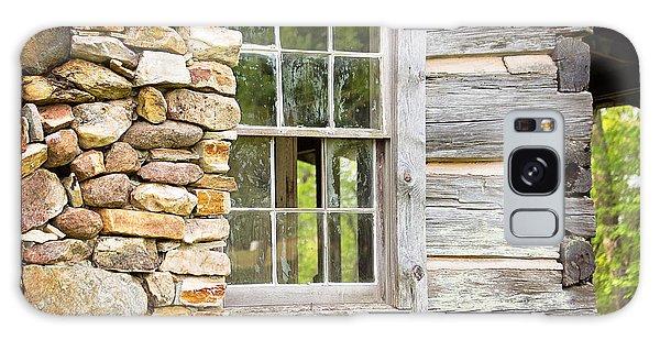 The Cabin Window Galaxy Case