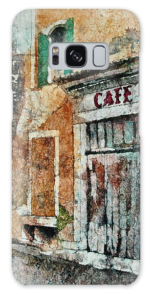 The Cafe Is Closed Galaxy Case
