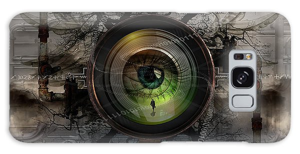 The Camera Eye Galaxy Case