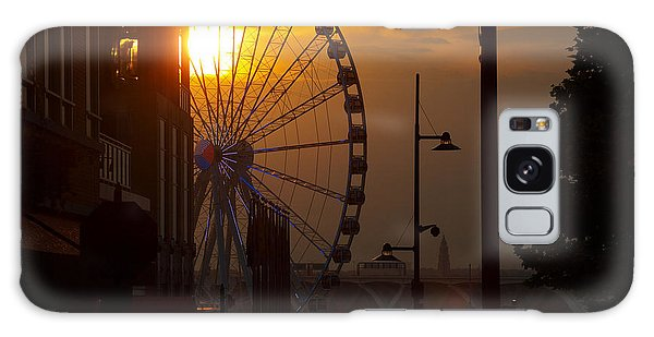 The Capital Wheel In National Harbor Galaxy Case
