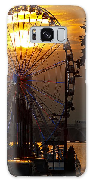The Capital Wheel Galaxy Case