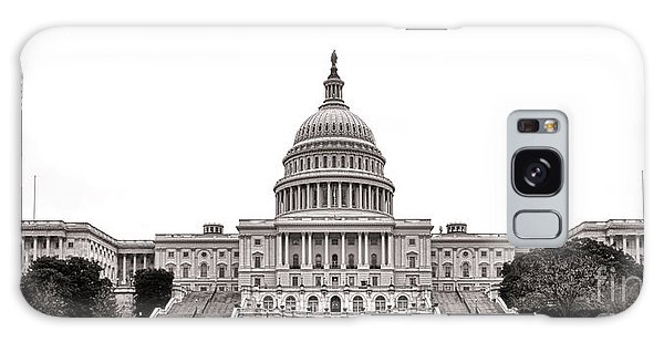 Washington D.c Galaxy Case - The Capitol by Olivier Le Queinec
