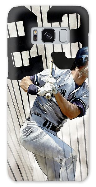 The Captain Donnie Baseball Don Mattingly Galaxy Case