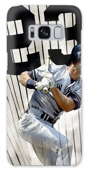 The Captain Donnie Baseball Don Mattingly Galaxy Case