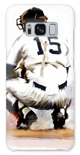The Captain  Thurman Munson Galaxy Case