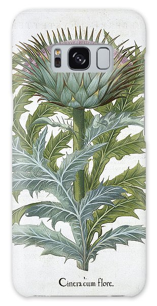 The Cardoon, From The Hortus Galaxy S8 Case