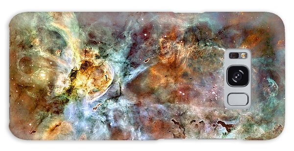 The Carina Nebula Galaxy Case
