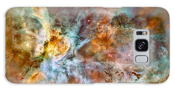 The Carina Nebula - Star Birth In The Extreme Galaxy Case