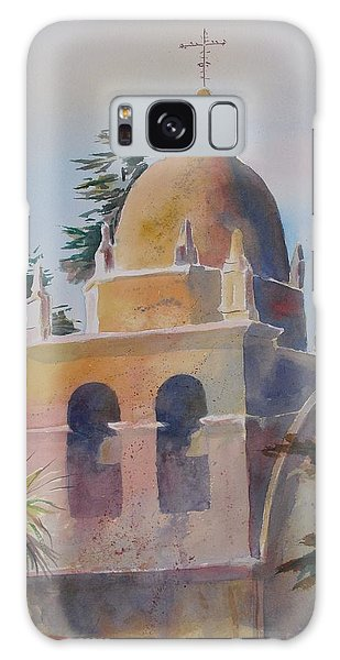 The Carmel Mission Galaxy Case by John  Svenson