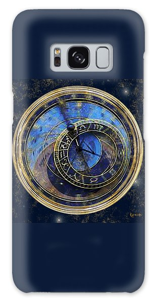 The Carousel Of Time Galaxy Case