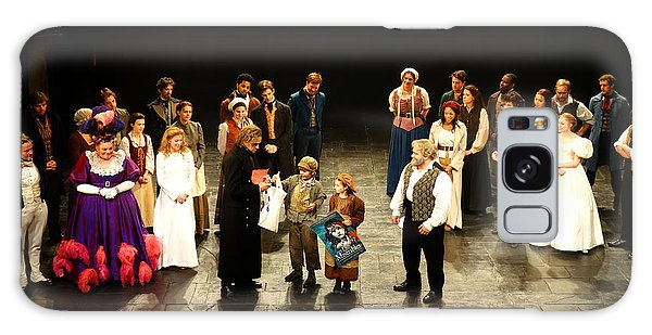 The Cast Of Les Miserables Galaxy Case