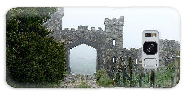 The Castle Gate Galaxy Case