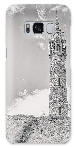 Fairy Galaxy S8 Case - The Castle Tower by Scott Norris