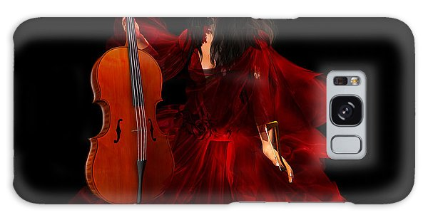 The Cellist Galaxy Case