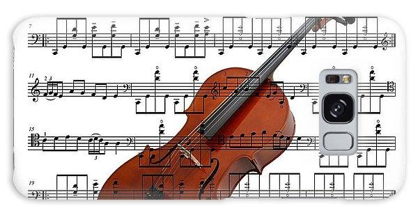 The Cello Galaxy Case by Ron Davidson