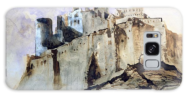 Dracula Galaxy Case - The Chateau Of Vianden by Victor Hugo