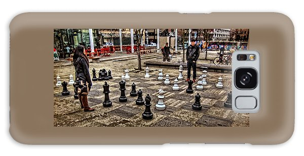 The Chess Match In Portland Galaxy Case