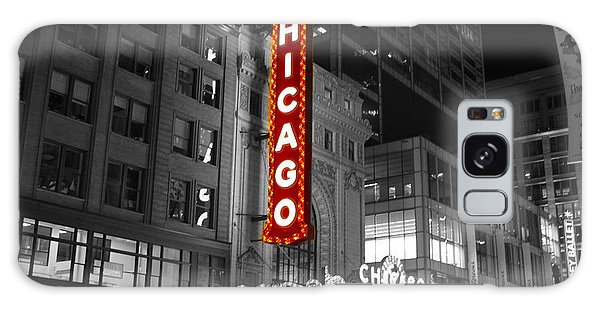 The Chicago Theatre Galaxy Case