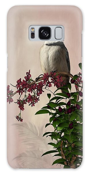 The Chickadee Galaxy Case by Davandra Cribbie