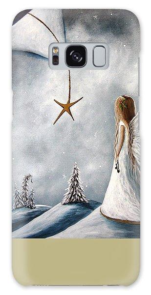 The Christmas Star Original Artwork Galaxy S8 Case