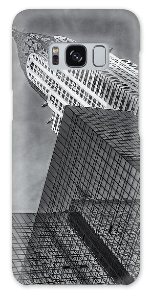 The Chrysler Building Bw Galaxy Case