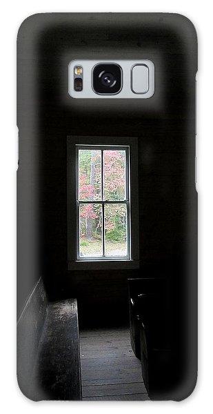 The Church Window Galaxy Case