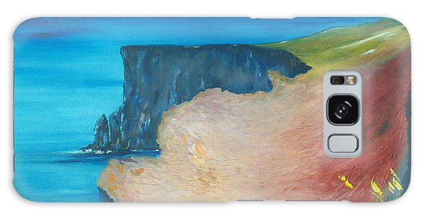 The Cliffs Of Moher Ireland Galaxy Case